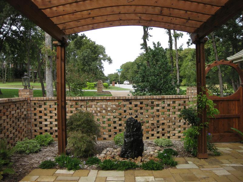 Arbor Fountain