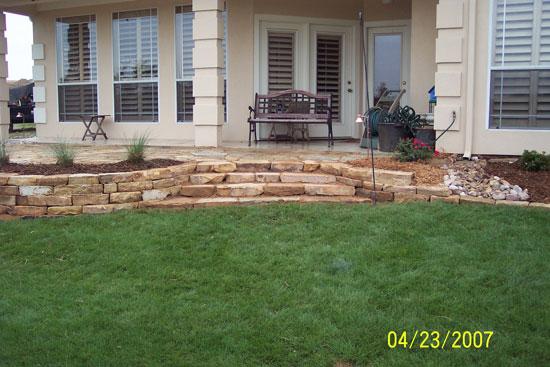 Builders Oklahoma Dry Stack 008