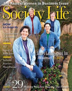 Society Life Magazine - February 2009