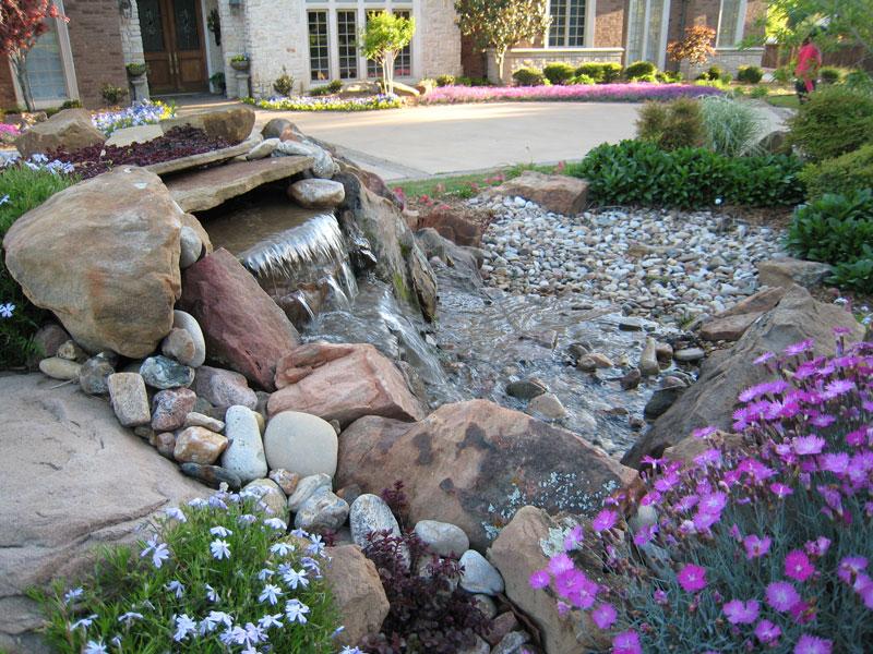 McOmber Water Fall
