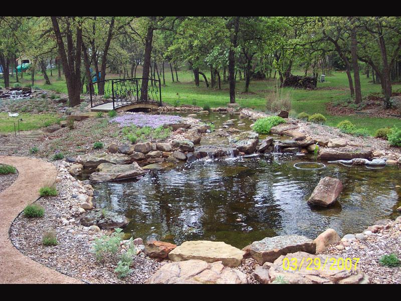 Yurvati Water Pond