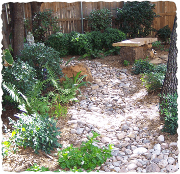 Drainage by James Landscaping