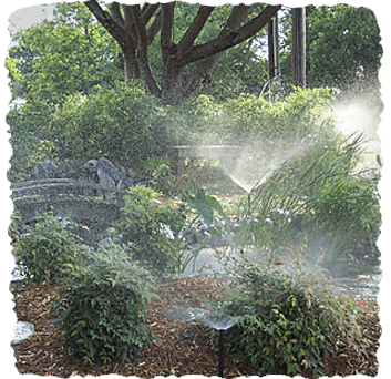 Irrigation by James Landscaping