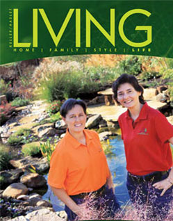 North East Living February 2010 Cover