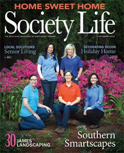 Society Life September 2016 Cover
